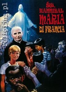 Św. Hannibal Maria di Francia - Komiks