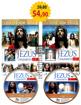 Picture of Jezus z Nazaretu. Film DVD, cz. 1 i 2