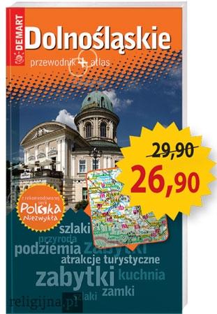 Picture of Dolnośląskie. Przewodnik + atlas. Polska niezwykła