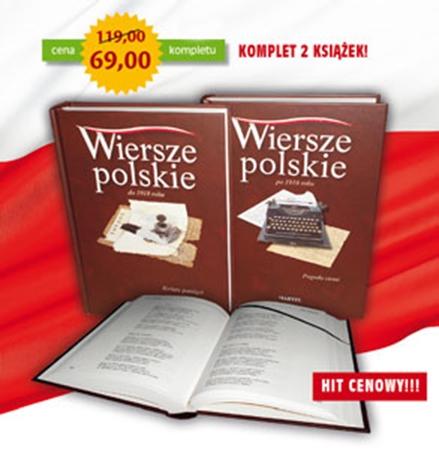 Picture of Wiersze polskie. T. 1 i 2 (komplet)