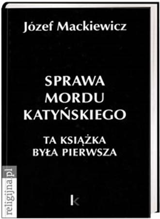 Picture of Sprawa mordu katyńskiego