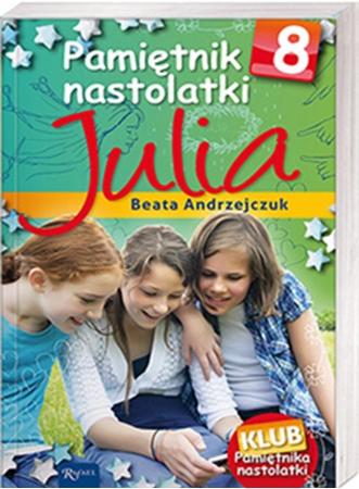 Picture of Pamiętnik nastolatki 8. Julia I