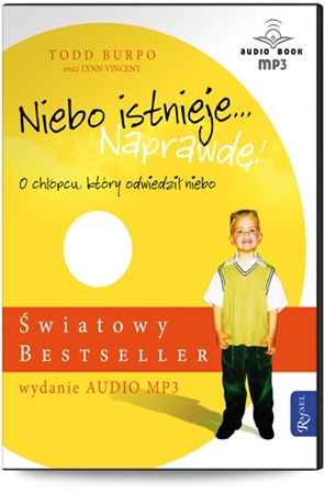 Picture of Niebo istnieje... Naprawdę. Audiobook