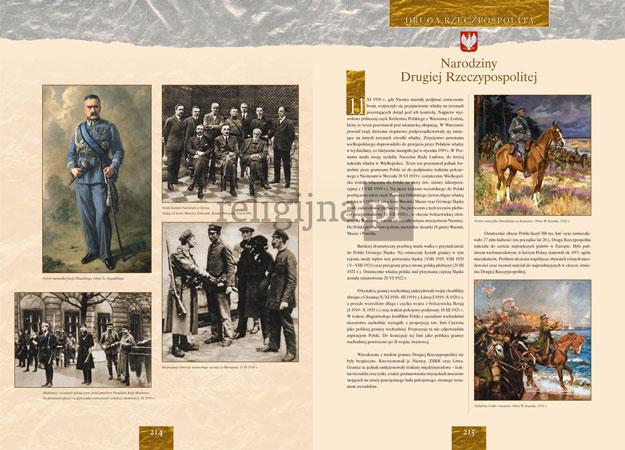 Picture of Historia Polski. Atlas ilustrowany (nowe wyd.)