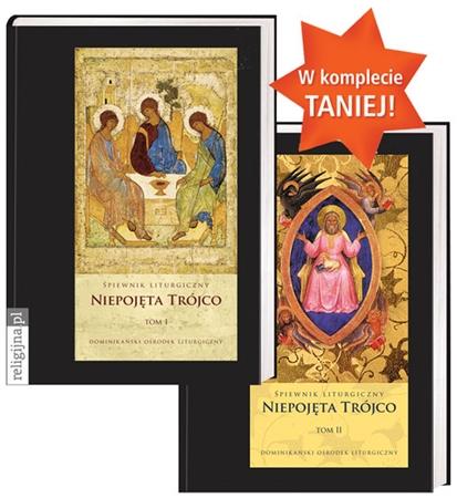 Picture of Niepojęta Trójco. Śpiewnik liturgiczny - Komplet (t. 1 i 2)