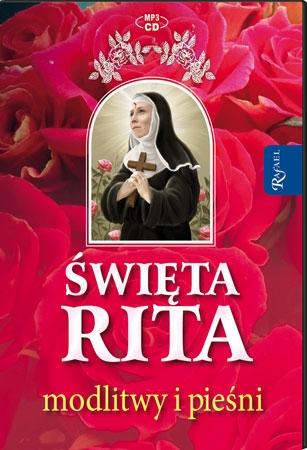 Picture of Święta Rita. Modlitwy i pieśni. Z płytą CD