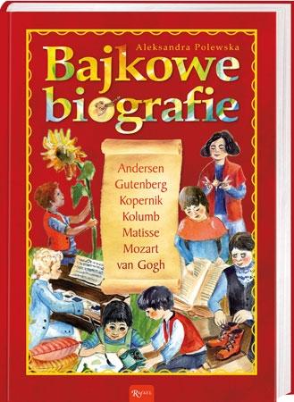 Picture of Bajkowe biografie
