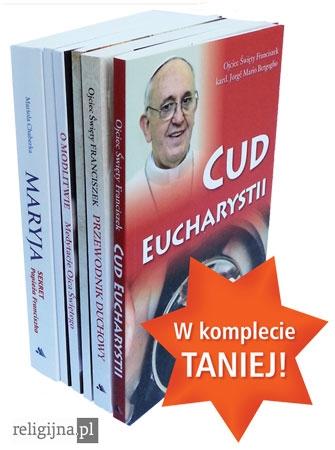 Picture of Z nauczania papieża Franciszka - pakiet 6 książek