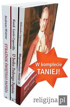 Picture of Świadectwa o świętych papieżach