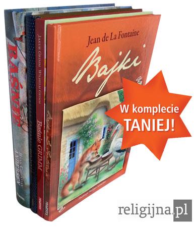 Picture of Wielki zestaw baśni - pakiet 4 książek