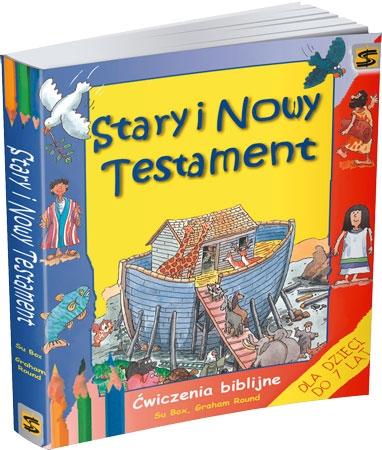 Picture of Stary i Nowy Testament. Ćwiczenia biblijne