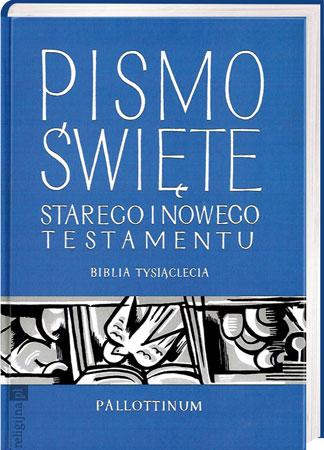 Picture of Biblia tysiąclecia. Format podstawowy. Wyd. V