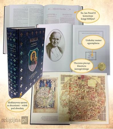 Picture of Biblia Jasnogórska. Edycja limitowana