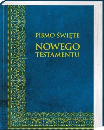 Picture of Pismo Święte Nowego Testamentu. Wydanie kieszonkowe