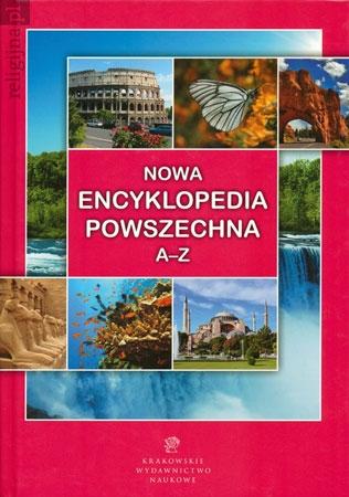 Picture of Nowa encyklopedia powszechna A-Z