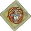 Picture of Modlitewnik walki duchowej i krzyż św. Franciszka