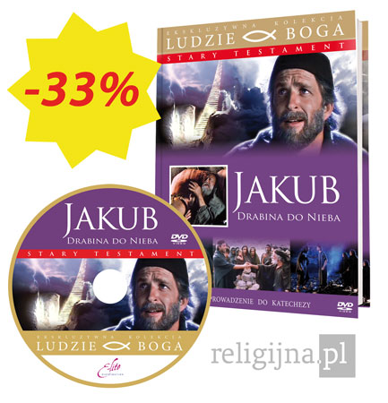 Picture of Jakub. Książka z filmem DVD