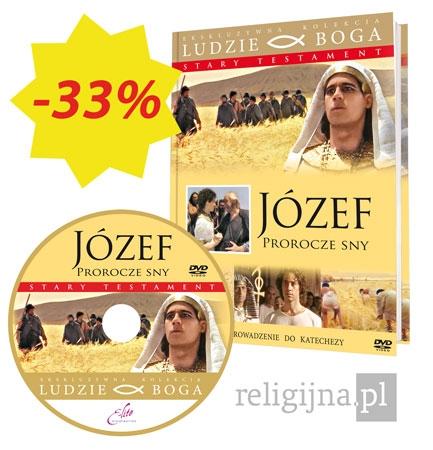 Picture of Józef. Prorocze sny. Książka z filmem DVD