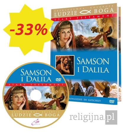 Picture of Samson i Dalila. Książka z filmem DVD