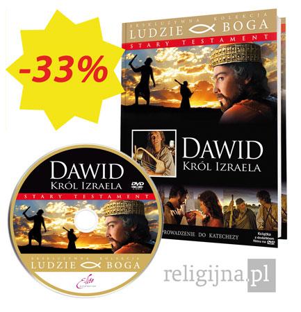 Picture of Dawid. Król Izraela. Książka z filmem DVD