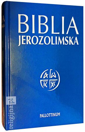 Picture of Biblia Jerozolimska