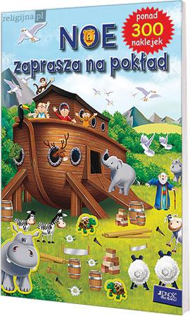 Picture of Noe zaprasza na pokład (z naklejkami)