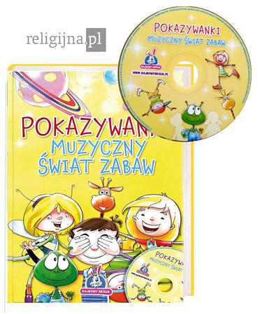 Picture of Pokazywanki. Muzyczny świat zabaw