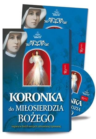 Picture of Koronka do Bożego Miłosierdzia. Książeczka z płytą CD