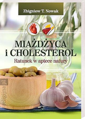 Picture of Miażdżyca i cholesterol. Ratunek w aptece natury