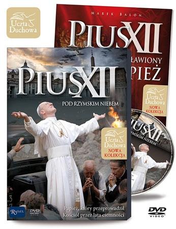 Picture of Pius XII. Zniesławiony papież. Pod rzymskim niebem. Flm DVD
