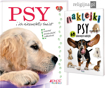 Picture of Psy i ich niezwykły świat. Książka + naklejki