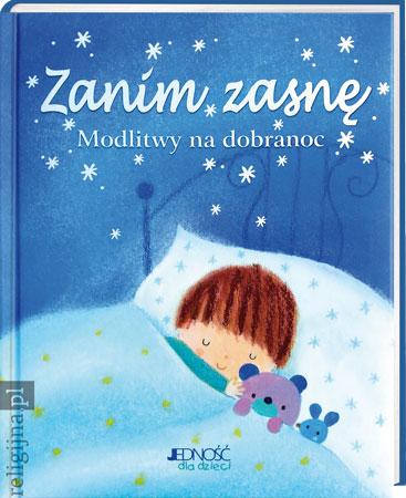 Picture of Zanim zasnę. Modlitwy na dobranoc