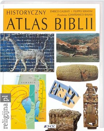 Picture of Historyczny atlas Biblii
