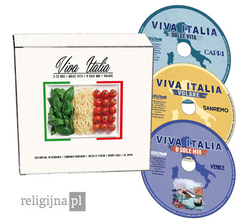 Picture of Viva Italia. Szlagiery włoskiej piosenki na 3 CD