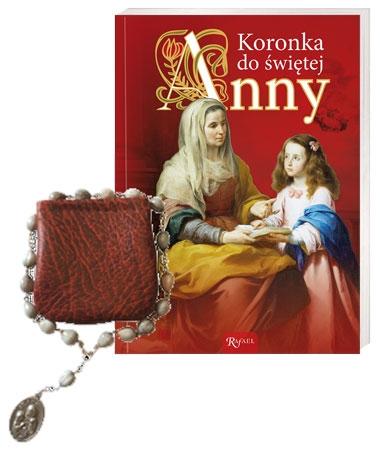 Picture of Koronka do św. Anny (książka + koronka)