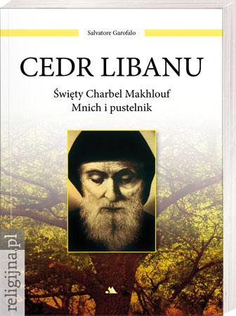 Picture of Cedr Libanu. Święty Charbel Makhlouf. Mnich i pustelnik