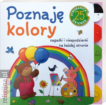 Picture of Poznaję kolory
