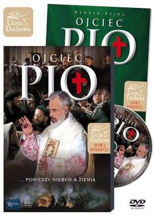 Picture of Ojciec Pio ...pomiędzy niebem a ziemią. Film DVD