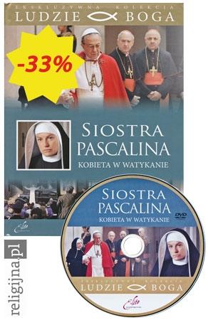 Picture of Siostra Pascalina. Kobieta w Watykanie. Książka z filmem DVD
