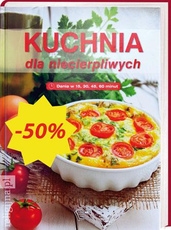 Picture of Kuchnia dla niecierpliwych