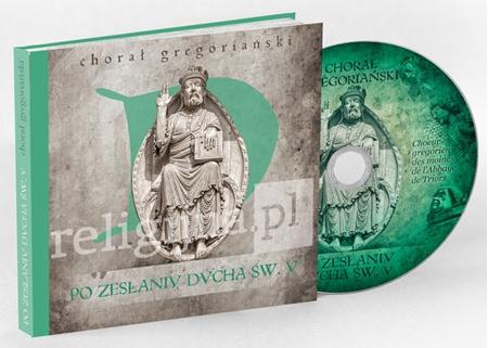 Picture of Chorał gregoriański. Czas po zesłaniu Ducha Świętego V