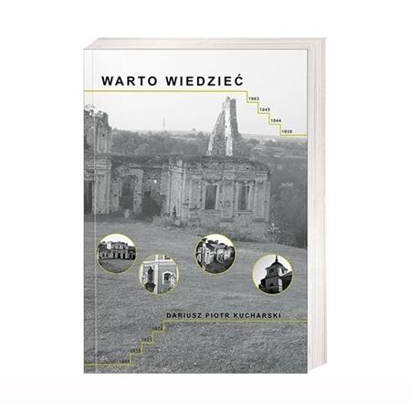 Warto wiedzieć - Dariusz P. Kucharski : Historia Polski