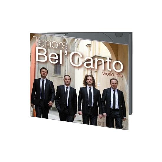 Tenors Bel'Canto. World Hits - płyta CD