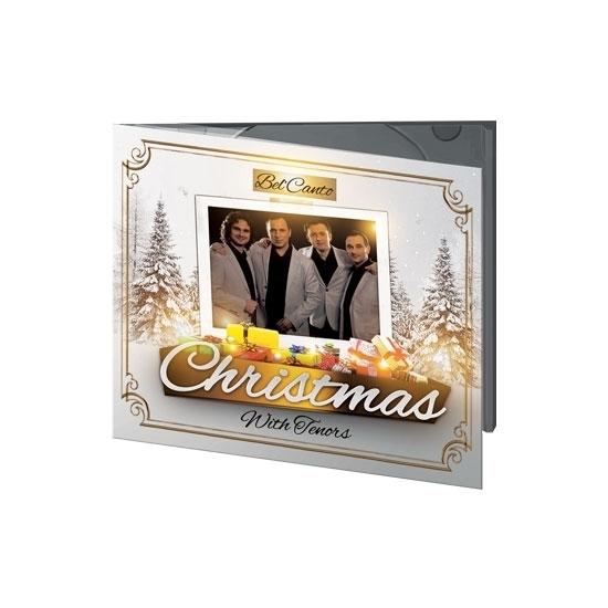 Tenors Bel'Canto. Christmas - płyta CD