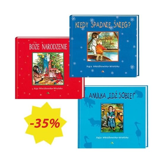 Na Boże Narodzenie - Komplet trzech książekNa Boże Narodzenie - Komplet trzech książek