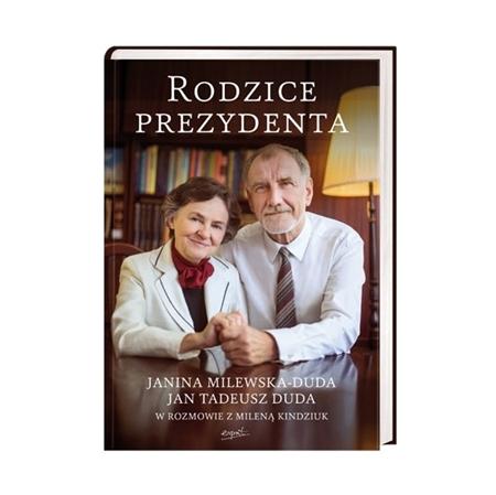 Rodzice prezydenta - Milena Kindziuk, Janina Milewska-Duda, Jan Tadeusz Duda