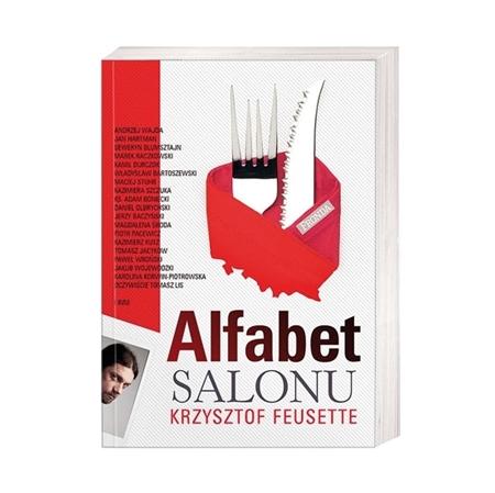 Alfabet Salonu - Krzysztof Feusette
