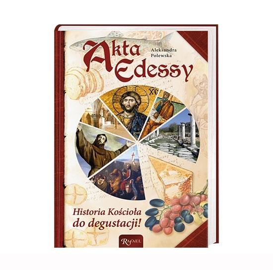 Akta Edessy - Aleksandra Polewska