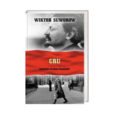 GRU - Wiktor Suworow : Książka