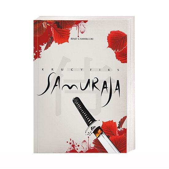 Krucyfiks samuraja - Rino Camilleri : Książka
